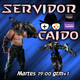 Servidor caido 2x28 The surge y Lawbreakers