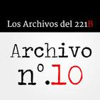 Los Archivos del 221B - Archivo Nº.10