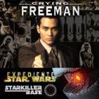 LODE 6x29 –Archivo Ligero– CRYING FREEMAN cómic + película, Expediente Star Wars: Base STARKILLER