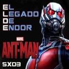 ELDE –Archivo Ligero– especial ANT-MAN cómics y película, Jukebox (29 julio 2015)