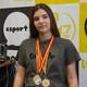 Ainara Albert subcampiona d'Espanya de Ciclisme