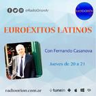 #EuroÉxitosLatinos 11/05/2017 Fernando Casanova Radio Orión www.radioorion.com.ar