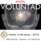 DDLA Radio 4 x 2 - Apatía/voluntad