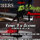 Rock and Roll Preachers 08/12/2017 El Valgame Rock Bar