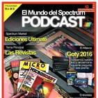 5x03 Revistas - Ultimate - Raúl Ortega - Carlos Sisí - El Mundo Del Spectrum Podcast