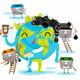 I Concurs Reciclatge Creatiu - 4t anunci