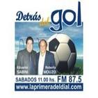 Detrás del Gol - Programa 5 - Conduccion EDUARDO SABINI y participación especial de ROBERTO MOUZO