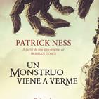 'Un monstruo viene a verme' de PATRICK NESS (Uxue, 3D)