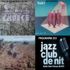 Programa 251: Pawel Wszolek, TAK! i Alberto Arteta Group