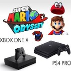 Guardado Rápido (2x11) XBOX ONE X vs PS4 Pro, Super Mario Odyssey, Scarf Knight (Sorteo The Crew).