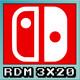 RDM 3x20 – Nintendo Switch