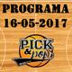 Pick&Pop 16/05/2017
