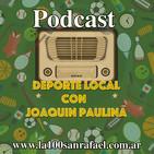 #Deportelocal con Joaquin Paulina 10082017