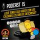 Podcast 15 | ¿QUÉ TENGO QUE HACER CON LAS CALORÍAS LOS DÍAS DE DESCANSO?
