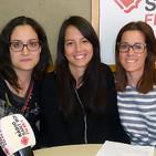 Marta Gascón, Carmen Estévez i Elia Sierra