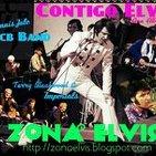 CONTIGO ELVIS décimo programa TCB Band , Dennis Jale, y los Imperials