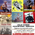 88- Old Time Country Shots (11 Marzo 2017)