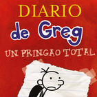 'Diario de Greg 1: un pringao total' de Jeff Kinney (Josu, 3D)