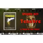 El Terror No Tiene Podcast - Episodio #29 - Tenebre (1982)