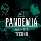 PANDEMIA #1 by Santy Mataix Enero 2016