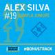 Alex Silva #19 - Rampla Juniors