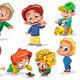 los niños - shawi