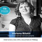 Entrevista a Viviana Bilotti | Tinkuy 90.7 | Sep. 2014