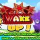 Wake Up Con Damiana( Abril 12,2018) MUSICA Y CONSEJOS.