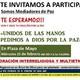 INVITAMOS a ORACIÓN X LA PAZ ,ABRAZO INTERRELIGIOSO Y MULTIETNICO: 220217,BS.AS.ARG.