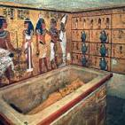 ¿Cámara secreta en la tumba de Tutankamón? ¿Anomalías térmicas en la Gran Pirámide? . Prog. 141. LFDLC