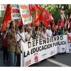 nº15 LA HORA ROJA: ENTREVISTA A CARMEN (USTEA) 22 MAYO HUELGA ESTATAL EN ENSEÑANZA, BANKIA, ABAJO LA U€ RECORTES PSOE-IU