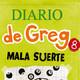 'Diario de Greg 8. Mala Suerte' de Jeff Kinney (Hugo Mínguez-3C)