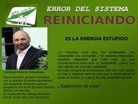 Geologo Antonio Aretxabala 'Es la Energia Estupido'