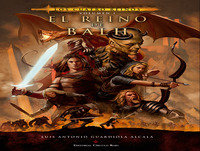 Los Cuatro Reinos, volumen I. El Reino de Balh; publicado por Círculo Rojo