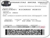 Próx. Programa - Ricardo Rubio (+sorpresa)