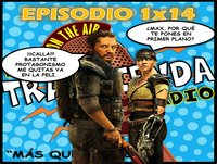 LA TRASTIENDA RADIO 1x14 - Mad Max Fury Road, Batman The Dark Knight de Frank Miller, Kagerou Daze, Wakaru Shinryounaika