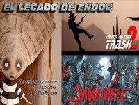 ELDE –Archivo Ligero– La Melancólica Muerte del Chico Ostra, Cine Trash 2, Spider-Verse (21 julio 2015)