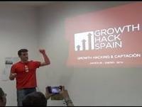 Introducción al Growth Hacking - @LuisDiazdelDedo Iniciador Valencia