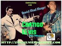CONTIGO ELVIS programa catorce DAVID MAD MAYER