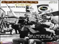 DESORDEN en el Oeste con Kurt Savoy