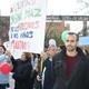 Bustamante apoya las movilizaciones contra los recortes en los centros infantiles