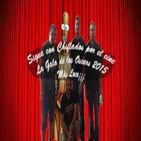 Retransmisión en directo Oscars 2015 parte 1