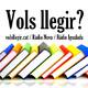 Vols llegir? Entrevista: Lluís-Anton Baulenas - 'Amics per sembre' (Ed. Bromera, 2017)