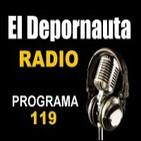 Eldepornauta RADIO N°119 bicampeona argentina maratón Mónica Cervera