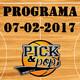Pick&Pop 07/02/2017