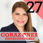 #27 Cómo transformar tus fortalezas y experiencia laboral en un emprendimiento. Izcaret Garcia de