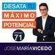 Cómo motivarte a ti mismo para conseguir resultados excepcionales -Podcast DTMP-Episodio 71-José María Vicedo