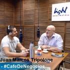 #CafeDeNegocios 199Iván Grigc: Coloquio industrial UISJ y Fundación OSDE | @Pattie_Jabbaz Mercado:Explota Deutsche Bank?