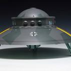 Los platillos volantes nazis de Franco