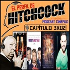 El Perfil de Hitchcock 3x02: Bridget Jones Baby, Entrevista Sergio Morcillo, You're gonna die tonight y Star Wars Ep. 1